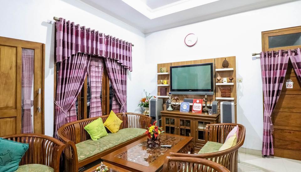 NIDA Rooms Airport Kiman Pakualaman - Interior