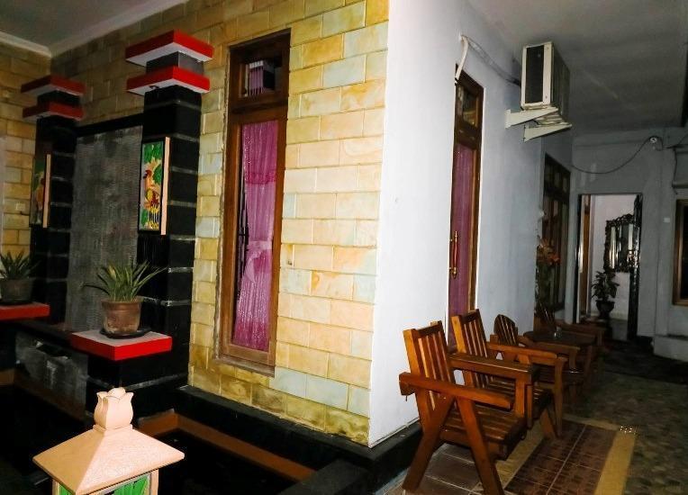 NIDA Rooms Airport Kiman Pakualaman - Pemandangan Area