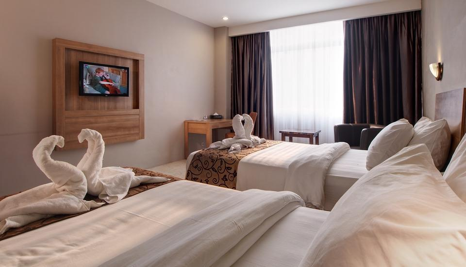 Hotel Horison Pematang Siantar - Deluxe Room Only #WIDIH