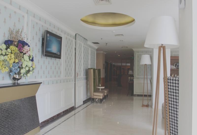 Imara Hotel Palembang - LOBI