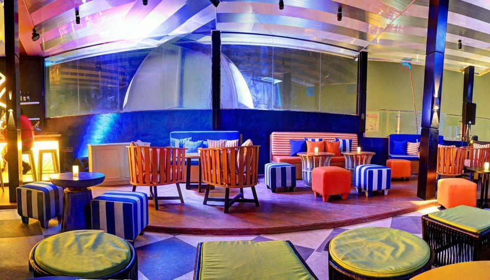 Imara Hotel Palembang - Restoran