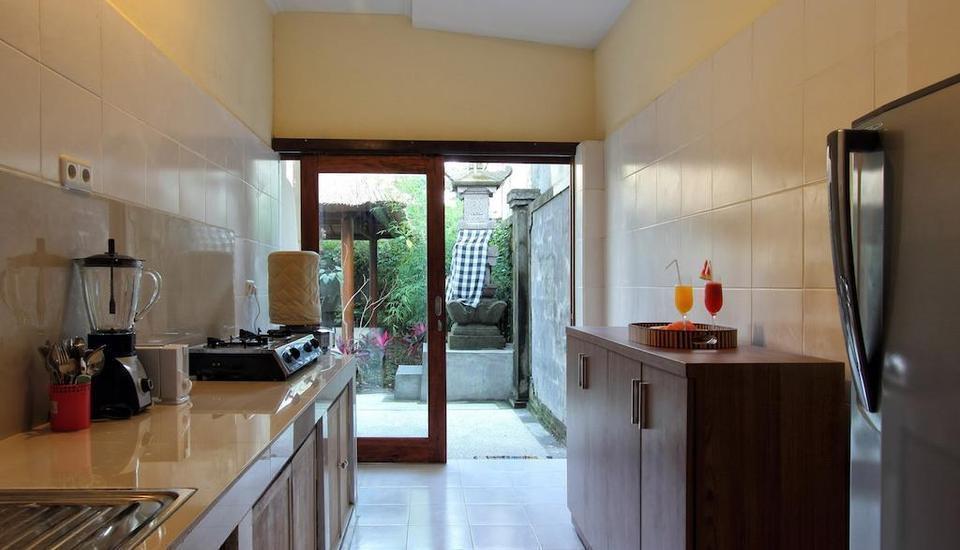 Bunutan Guest House Bali - dapur