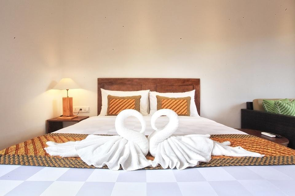 Hotel Puriartha Ubud Bali - Suite Room - Room Only Last Minute Deal