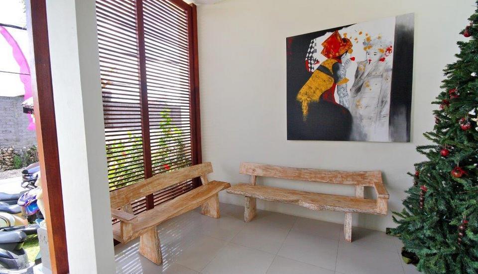 Arana Suites Bali - Teras