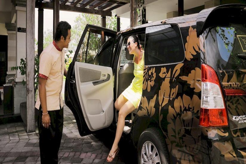 Transera Grand Kancana Villas Bali - Layanan hotel