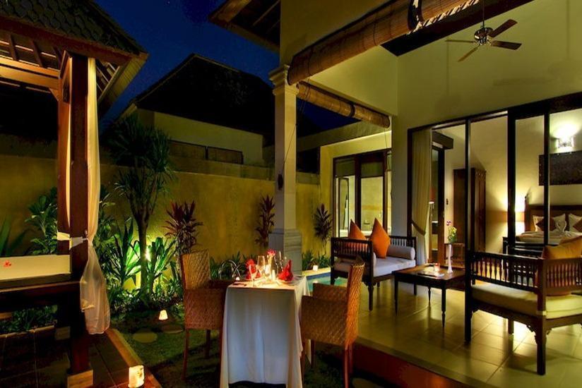 Transera Grand Kancana Villas Bali - Teras