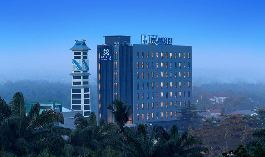 BATIQA Hotel Pekanbaru Pekanbaru - Eksterior