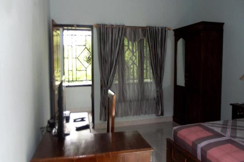 Green Prundi Hotel Flores - Kamar tamu