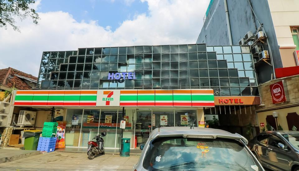 NIDA Rooms Raden Central Gambir Station - Tampilan Luar Hotel