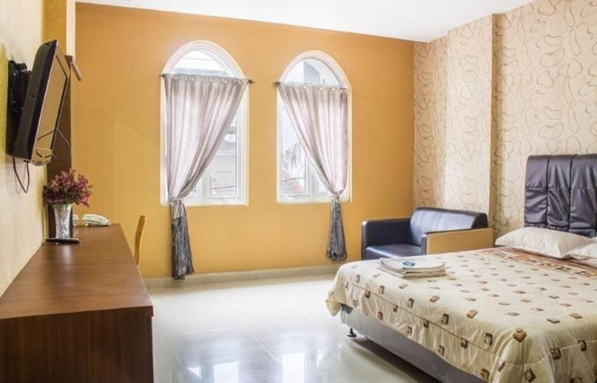 House of Zaza Zizi Medan - Deluxe Room Regular Plan