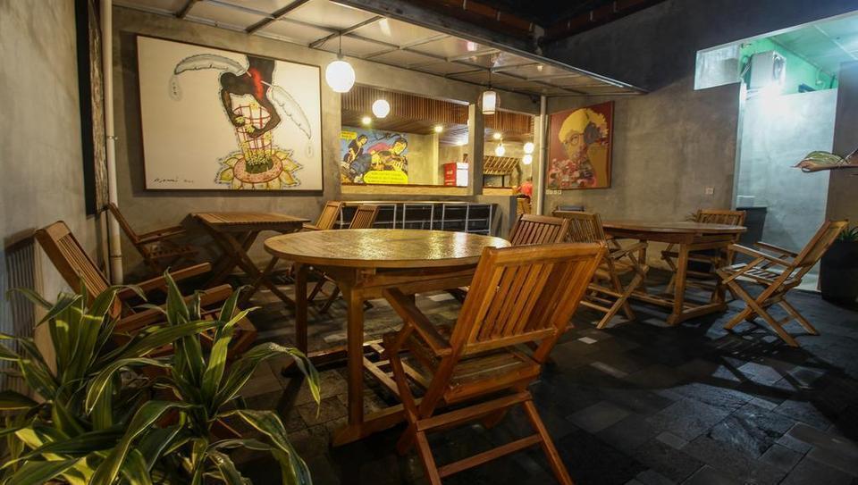 Watu Agung Guesthouse Magelang - Interior