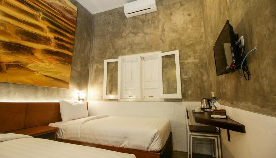 Watu Agung Guesthouse Magelang - Standard Twin Save 20%