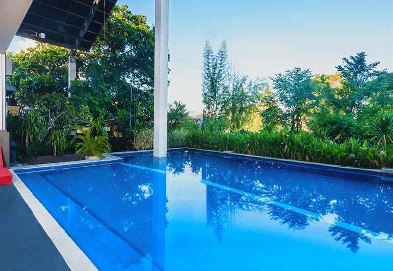 The Harmony Legian Hotel Bali - Kolam Renang