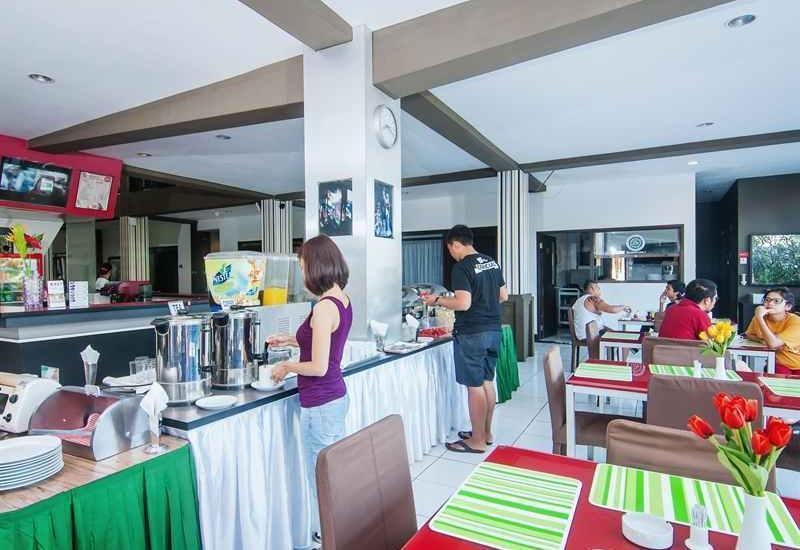 The Harmony Legian Hotel Bali - Restoran