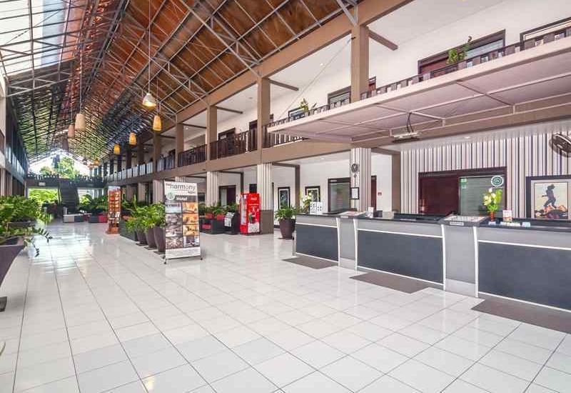 The Harmony Legian Hotel Bali - Lobi