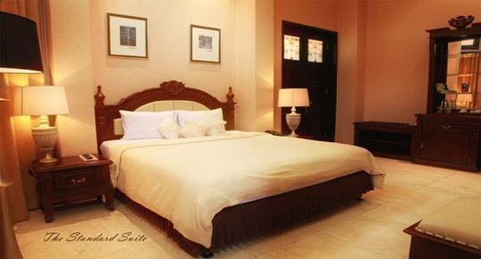 The Palais Dago Hotel Bandung - Standard Suite Room Only                                  Regular Plan