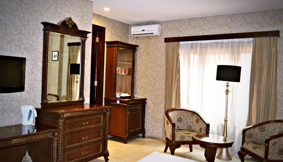 The Palais Dago Hotel Bandung - Executive Suite