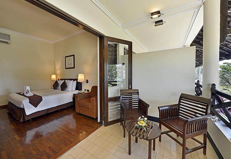 Grand Whiz Hotel Trawas Mojokerto - Superior Room Regular Plan