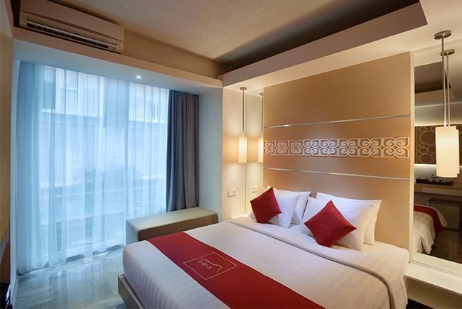 ZenRooms Seminyak Cendrawasih - 2 tempat tidur double
