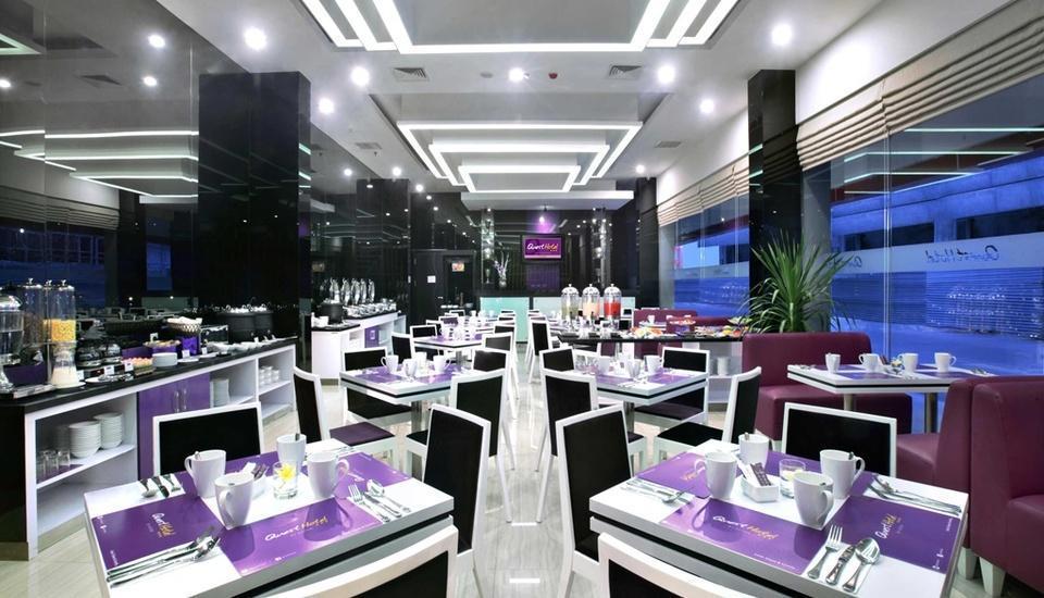 Quest Hotel  Balikpapan - Meratus Restoran