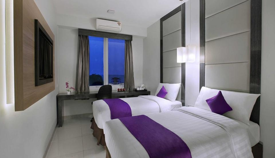 Quest Hotel  Balikpapan - Superior Twin