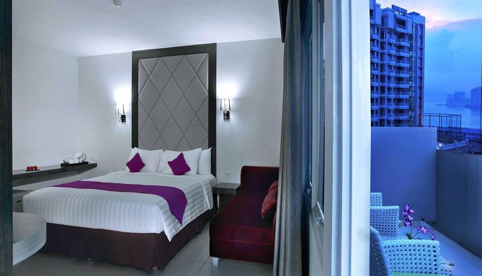 Quest Hotel  Balikpapan - Suite Room + Balkon