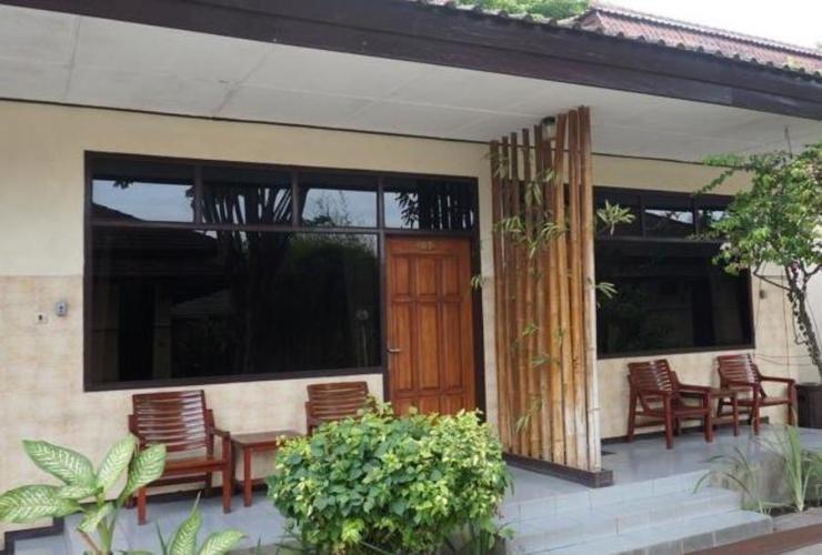 Hotel Mitra Inn Kediri - Terrace
