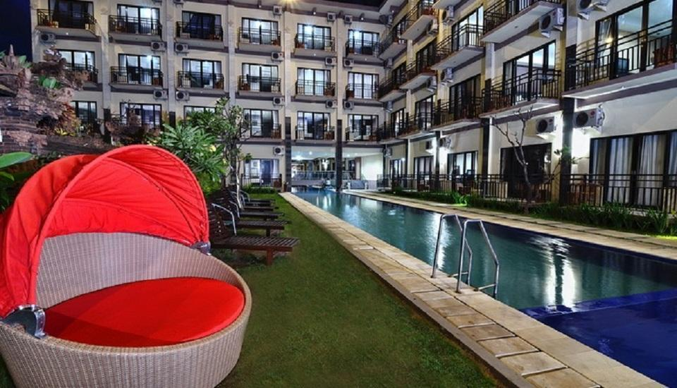 Aromas Hotel Bali - ganbar utama