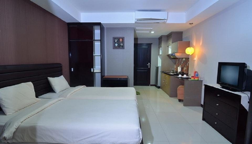 Aromas Hotel Bali - Studio Room Only Regular Plan