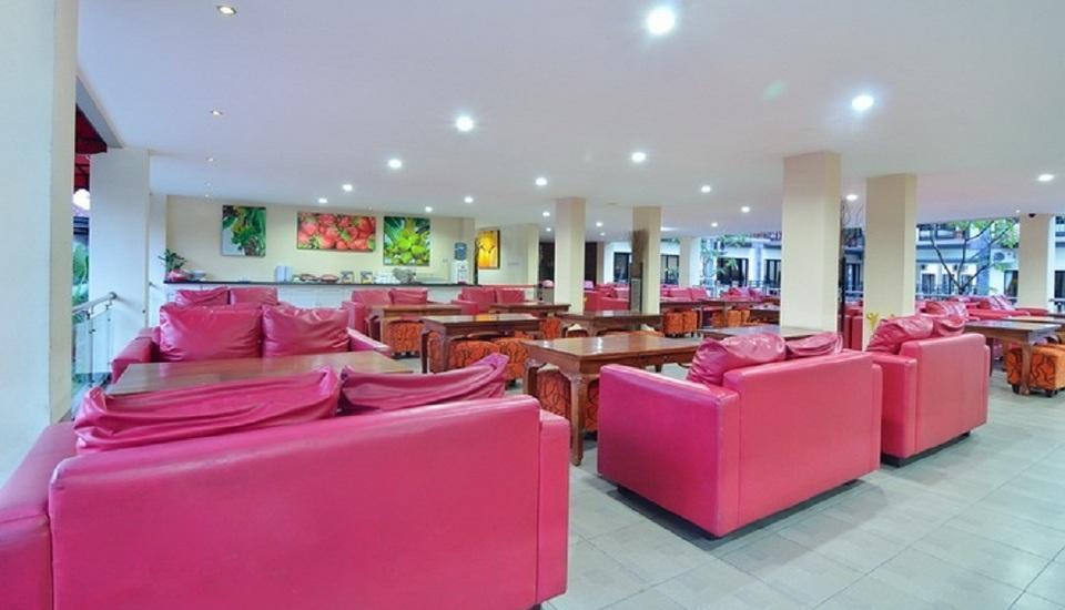 Aromas Hotel Bali - restyaurant