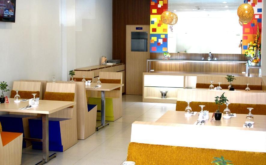 Paramita Hotel Pekanbaru - Restoran
