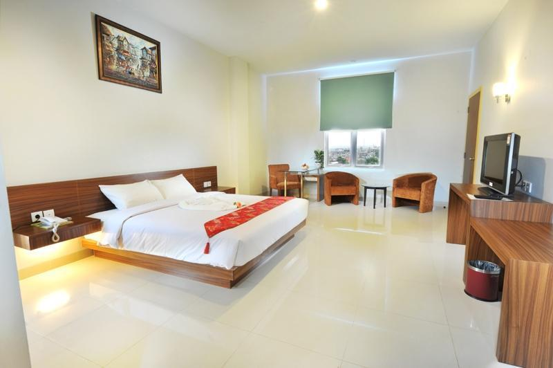 Paramita Hotel Pekanbaru - Executive Room with Breakfast Regular Plan