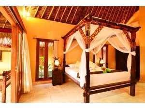 Mushroom Garden Villas Bali -  Kamar tamu