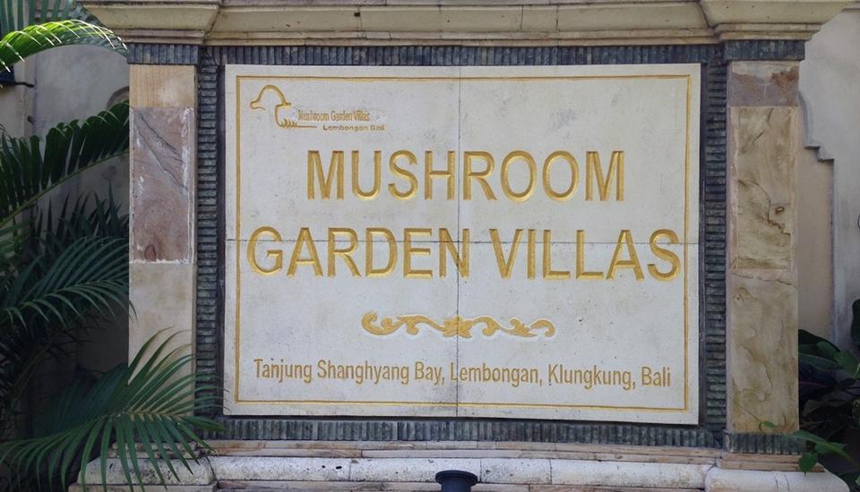 Mushroom Garden Villas Bali - Mushroom Garden