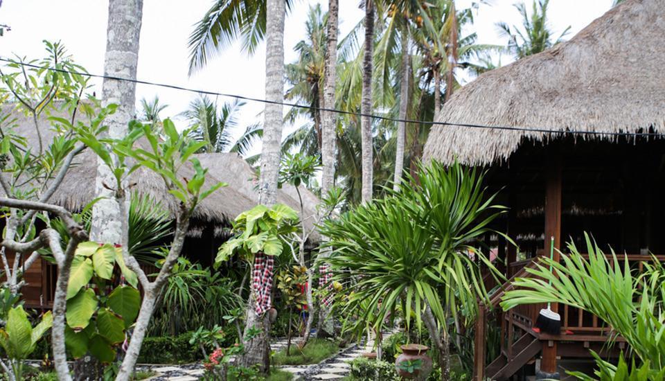 Mushroom Garden Villas Bali - Taman