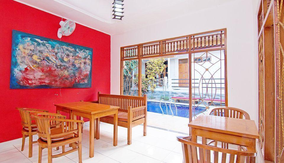 ZenRooms Matahari Lovina Bali - Lobi