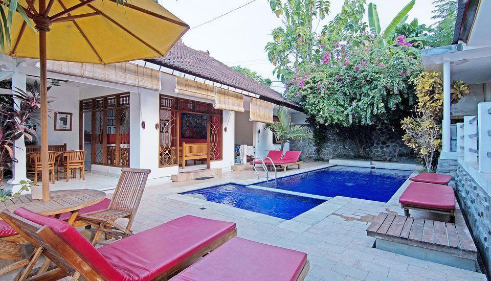 ZenRooms Matahari Lovina Bali - Kolam Renang