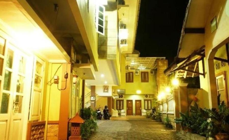 Armylook Boutique Hotel Yogyakarta - Eksterior