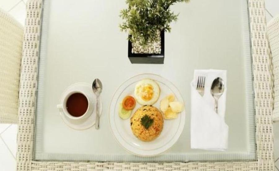 Armylook Boutique Hotel Yogyakarta - Makanan dan minuman