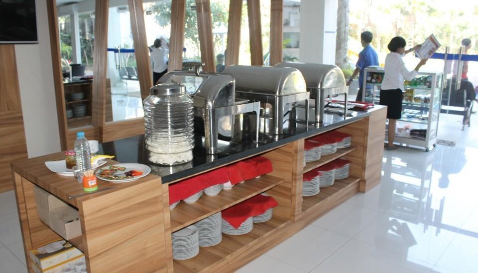 Grand Aquarium Hotel Pangandaran - Perjamuan Sarapan