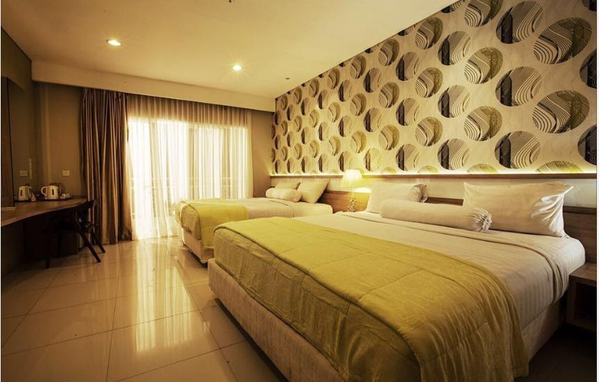 Grand Aquarium Hotel Pangandaran - Guest room