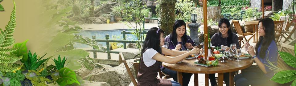 Taman Safari Lodge Cisarua - Caravan Restaurant