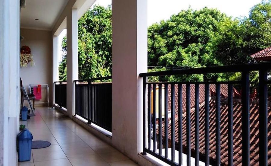 Purnama House Bali - Balcon