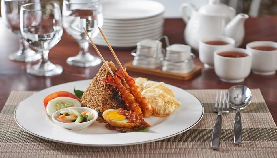 Vasa Hotel Surabaya Surabaya - Meal