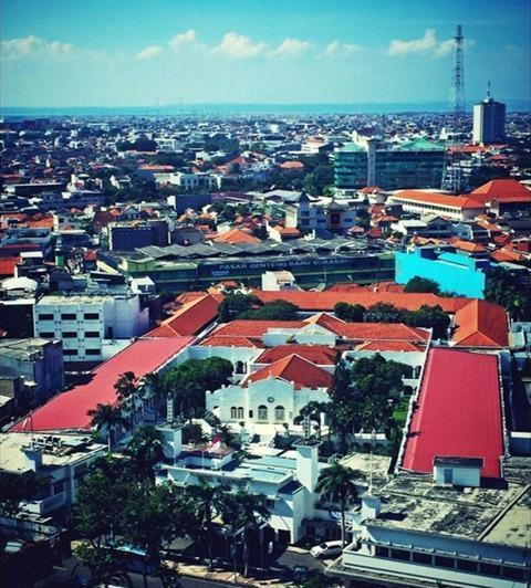 Vasa Hotel Surabaya Surabaya - Surrounding