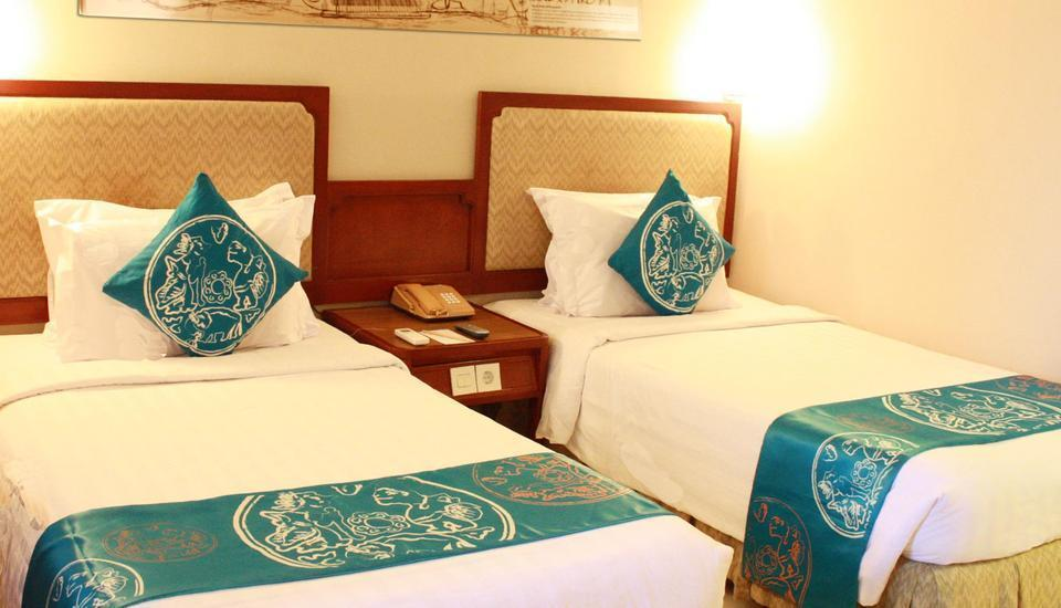 Hotel Sahid Surabaya - Superior Twin Room Only Regular Plan