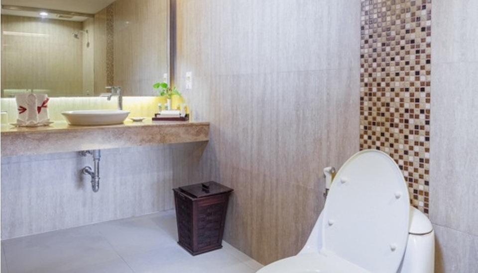 Hotel Sahid Surabaya - Bath Room Deluxe