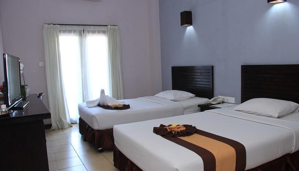 Grand Santhi Hotel Denpasar - Room