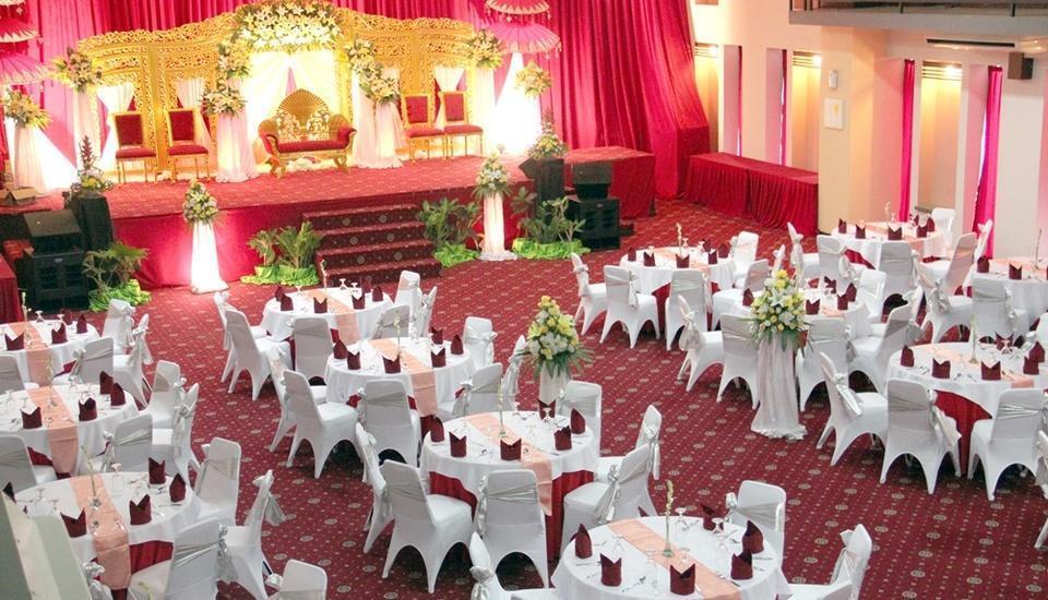 Grand Santhi Hotel Denpasar - Ballroom