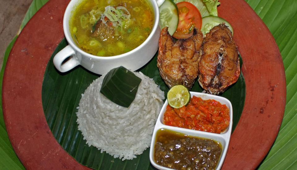 Grand Santhi Hotel Denpasar - soup gurami goreng